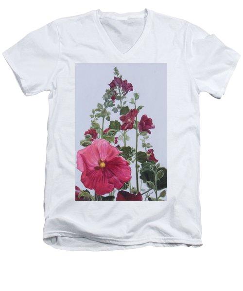 Summer Dolls Men's V-Neck T-Shirt