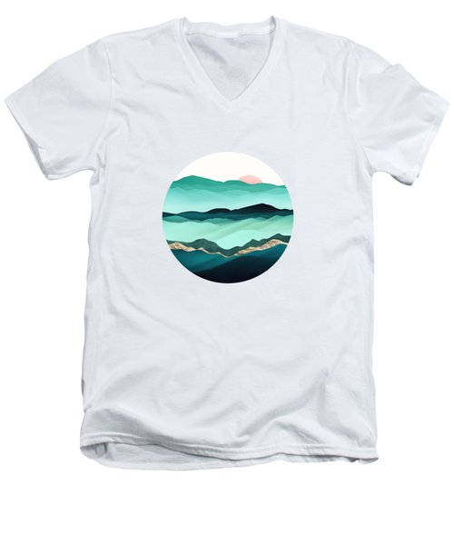 Summer Hills Men's V-Neck T-Shirt