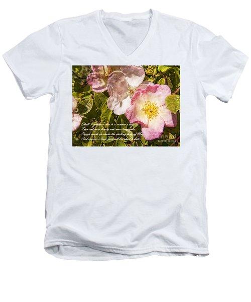 Summers Lease Men's V-Neck T-Shirt