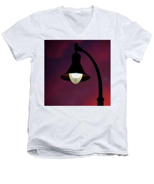 Sundowner Square Men's V-Neck T-Shirt