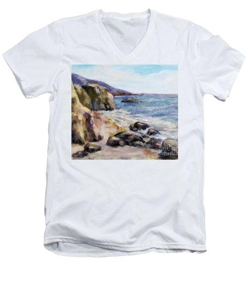Sunny Coast Men's V-Neck T-Shirt