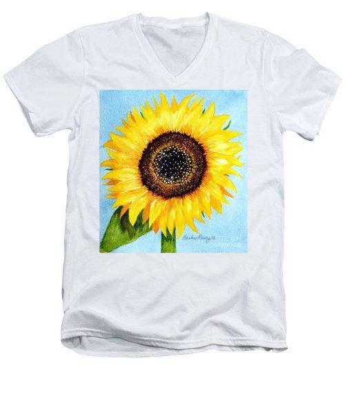 Sunny Men's V-Neck T-Shirt