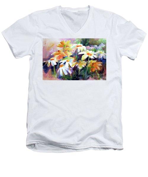 Sunnyside Up            Men's V-Neck T-Shirt