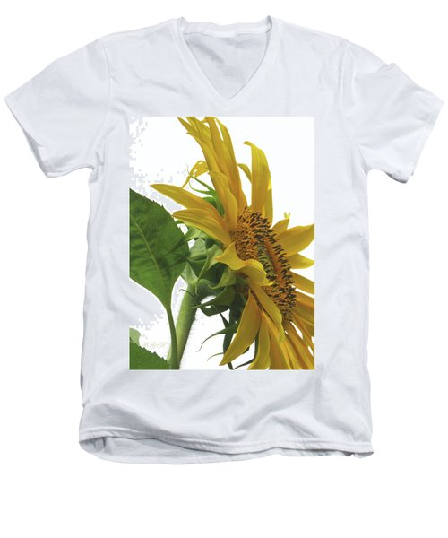 Sunshine In The Garden 25 Men's V-Neck T-Shirt