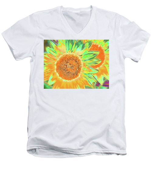 Suntango Men's V-Neck T-Shirt