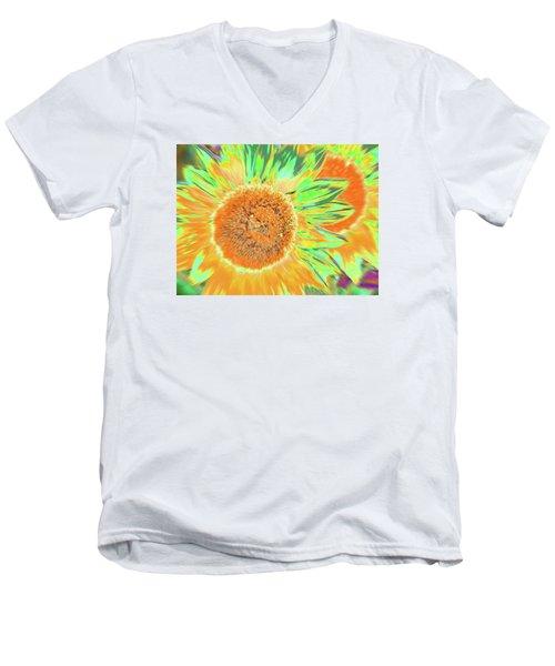 Suntango Men's V-Neck T-Shirt