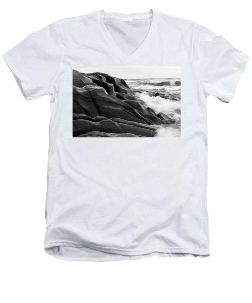 Superior Edge        Men's V-Neck T-Shirt