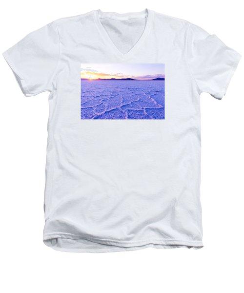 Surreal Salt Men's V-Neck T-Shirt