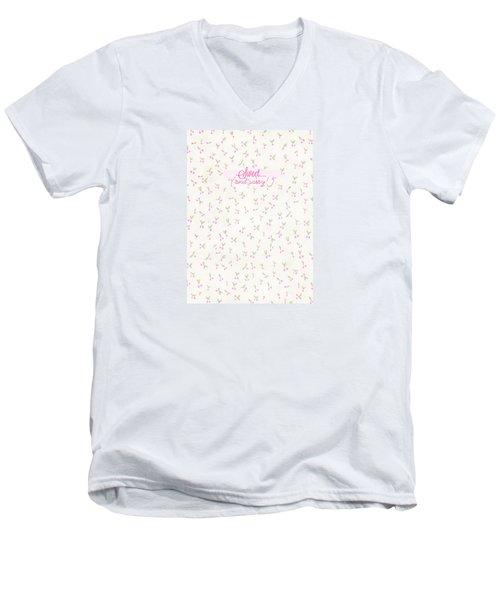 Sweet Men's V-Neck T-Shirt