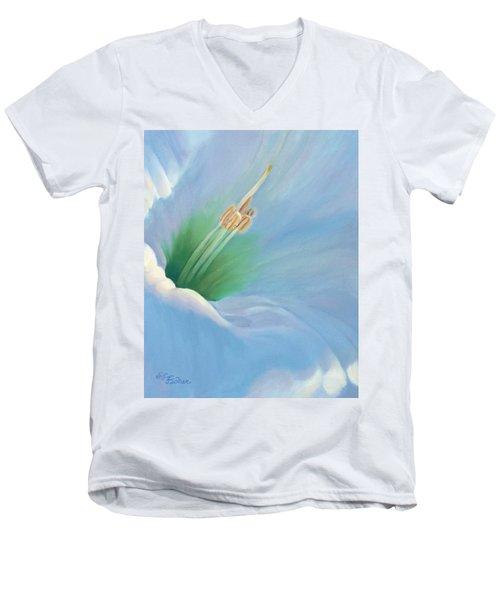 Sweet Whisper Men's V-Neck T-Shirt
