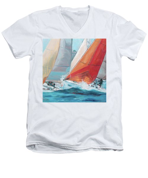 Swells Men's V-Neck T-Shirt