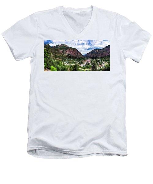 Switzerland Of America Men's V-Neck T-Shirt