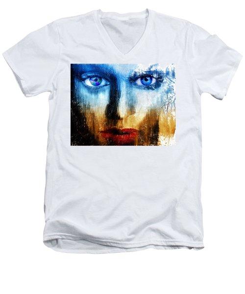 Synaptic Awakening Men's V-Neck T-Shirt