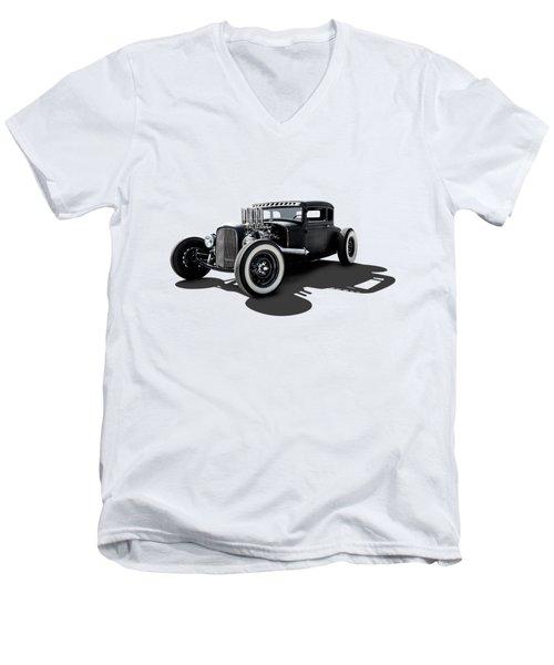 T Rex Men's V-Neck T-Shirt