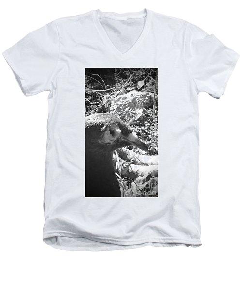 Take Me To The Sky Men's V-Neck T-Shirt