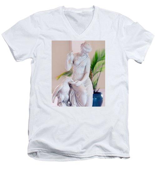 Taming The Wild Men's V-Neck T-Shirt