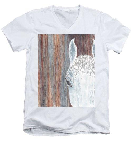Tanglewood Men's V-Neck T-Shirt
