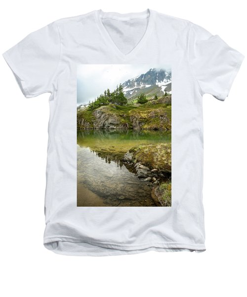 Tarns Of Nagoon 172 Men's V-Neck T-Shirt