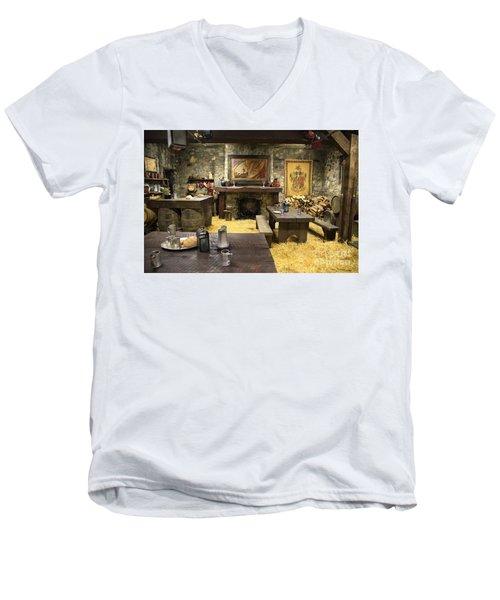 Tavern Men's V-Neck T-Shirt