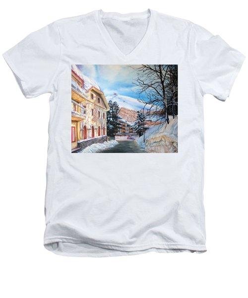 Terminillo Men's V-Neck T-Shirt