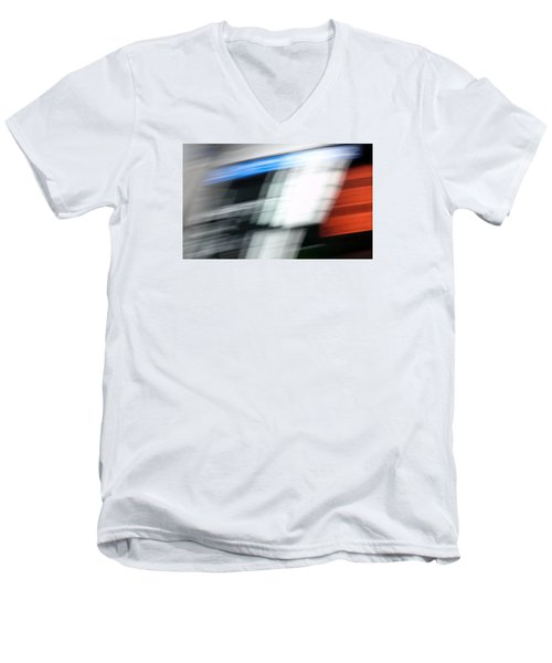 TGV Men's V-Neck T-Shirt
