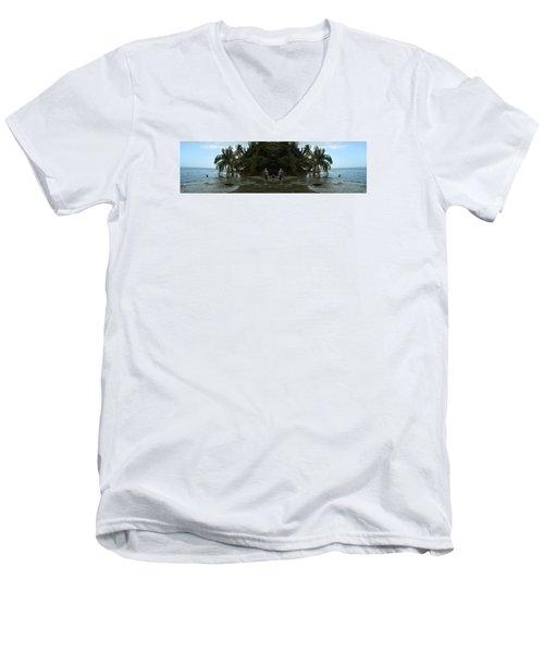 The Amazing Beach Men's V-Neck T-Shirt