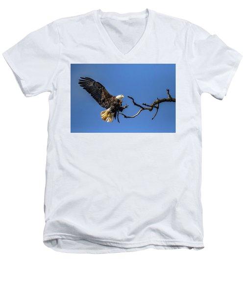 The Approach Men's V-Neck T-Shirt