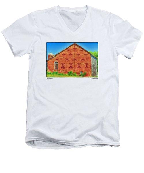 The Ascension Men's V-Neck T-Shirt