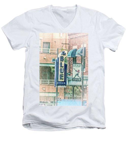 The Blue Room Men's V-Neck T-Shirt