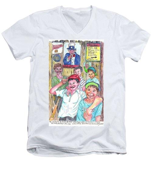 The Boys Of Spring Men's V-Neck T-Shirt
