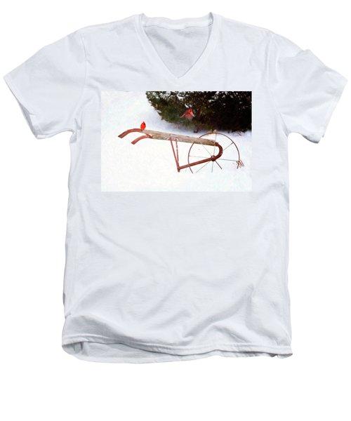 The Boys Men's V-Neck T-Shirt