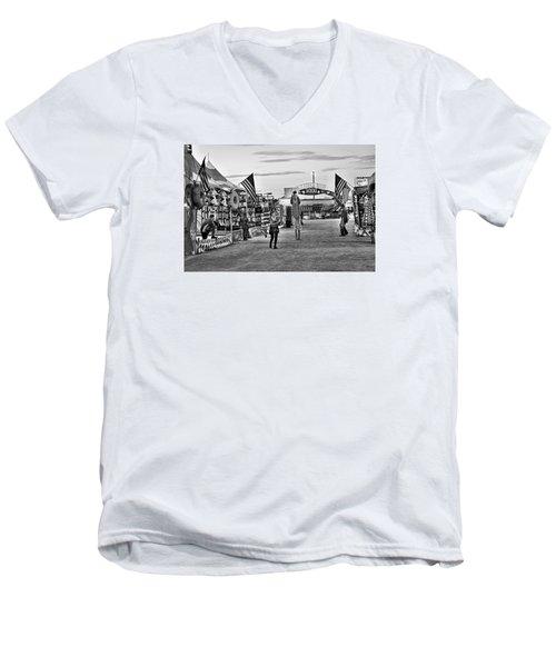 The Carnival Street Men's V-Neck T-Shirt
