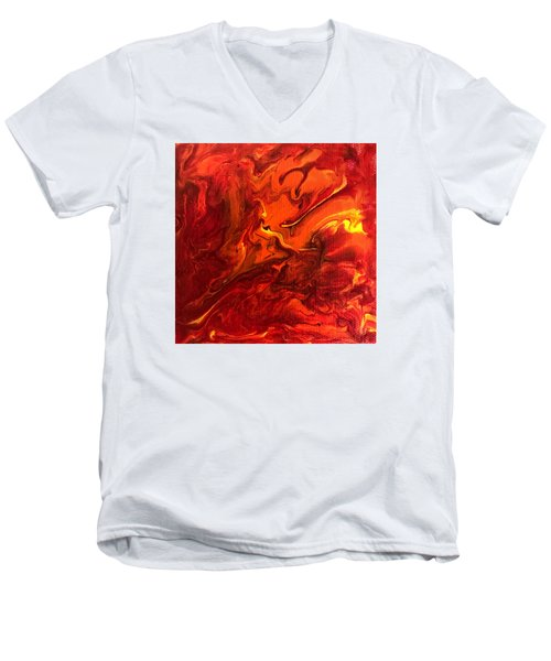Chimera Men's V-Neck T-Shirt