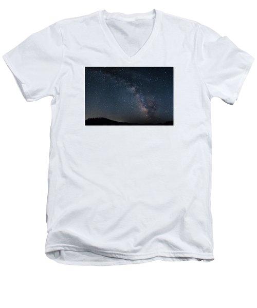 The Center Rising Men's V-Neck T-Shirt