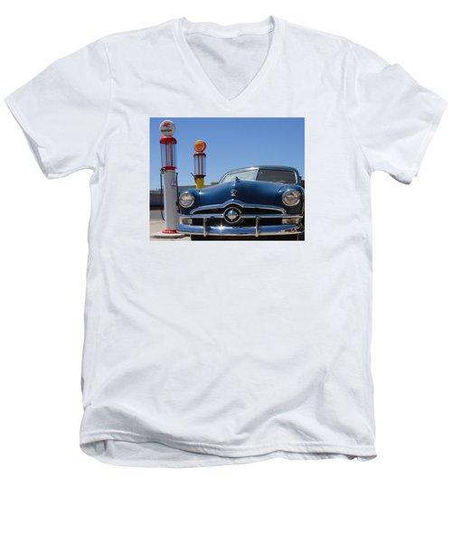 The Classics Men's V-Neck T-Shirt