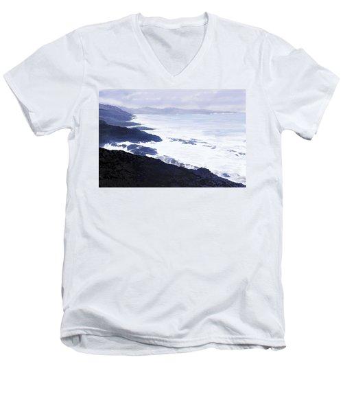 The Coast Men's V-Neck T-Shirt