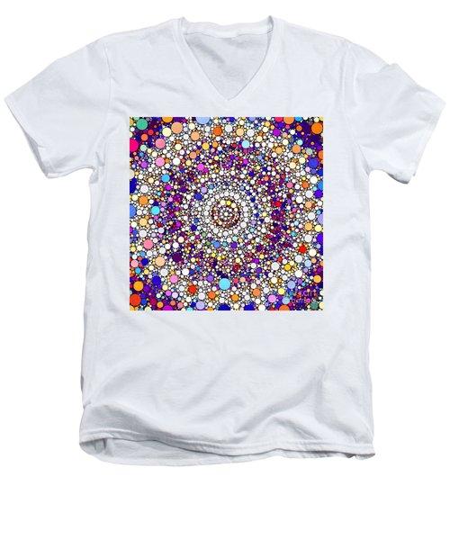 The Collective Men's V-Neck T-Shirt
