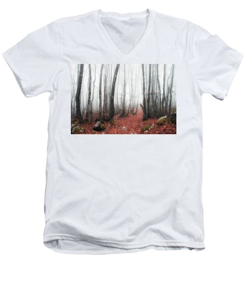 The Corridor Men's V-Neck T-Shirt