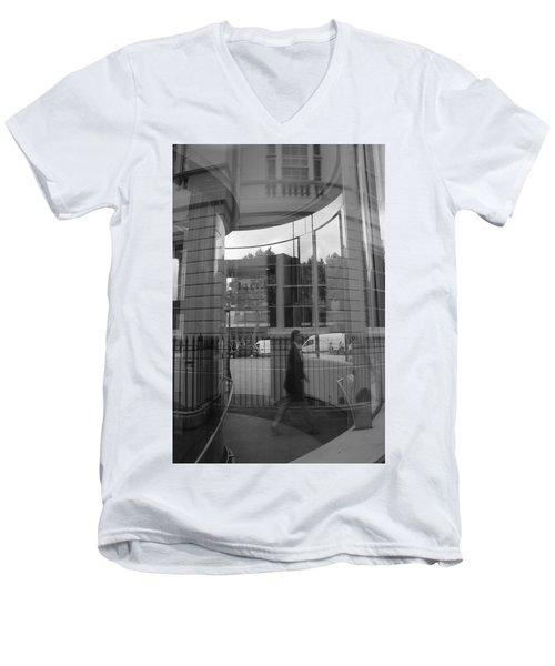 The Crypt Men's V-Neck T-Shirt