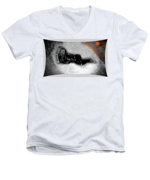 The Dawning Of Desire Men's V-Neck T-Shirt