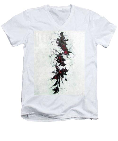 The Depths Within  Men's V-Neck T-Shirt
