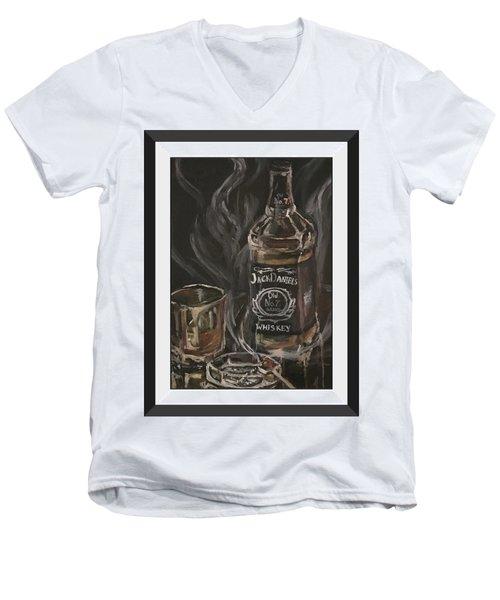 The Divorcee Men's V-Neck T-Shirt