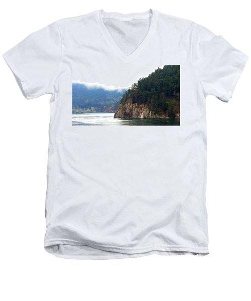 The Edge Men's V-Neck T-Shirt