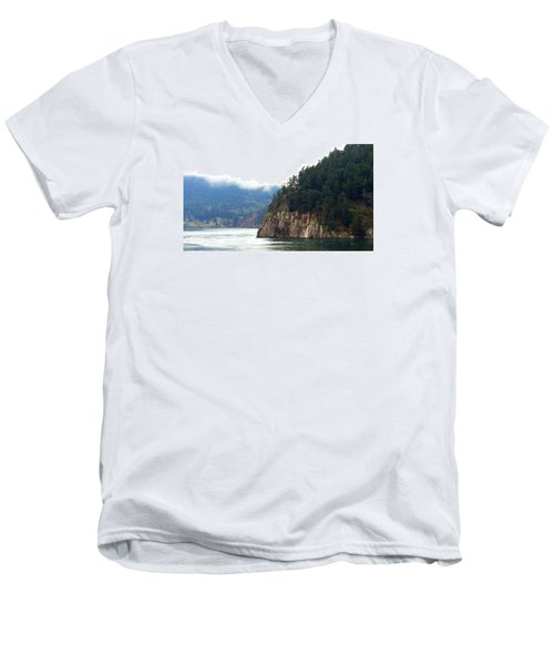 The Edge Men's V-Neck T-Shirt