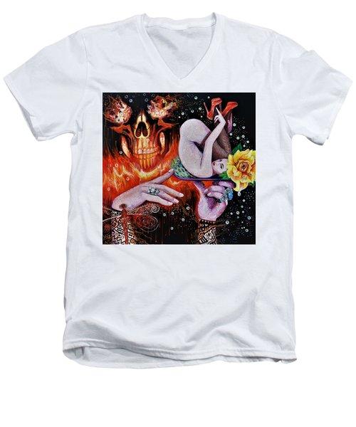 The Feast Men's V-Neck T-Shirt