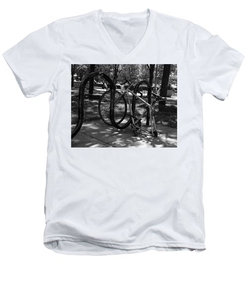 The Forgotten Men's V-Neck T-Shirt