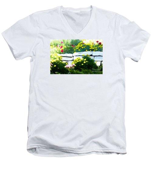 The Garden Wall Men's V-Neck T-Shirt