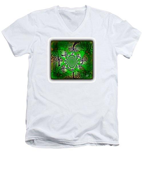 The Giving Tree Men's V-Neck T-Shirt
