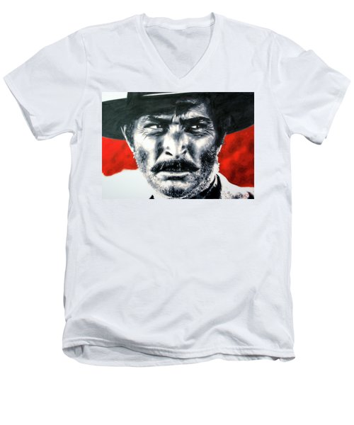 The Good The Bad And The Ugly Men's V-Neck T-Shirt