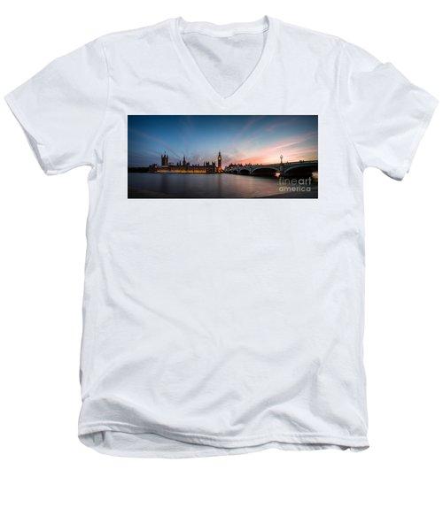The Guardian Men's V-Neck T-Shirt
